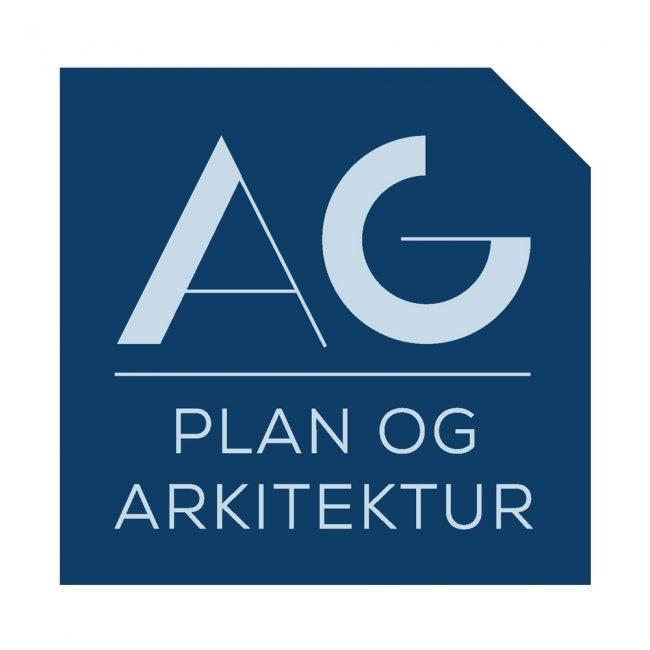 Logo, AG plan og arkitektur